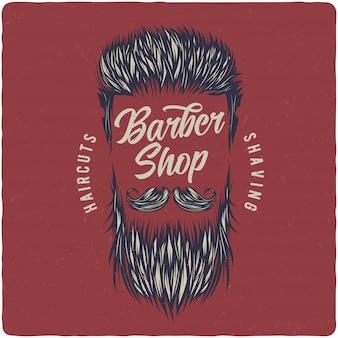 Włosy, wąsy, broda