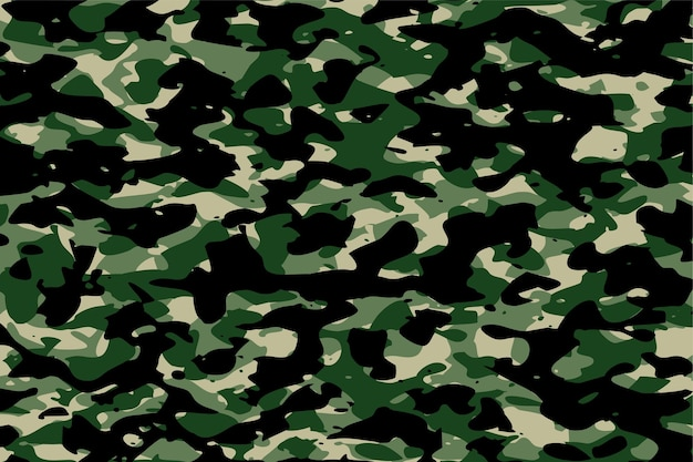 Wojskowy kamuflaż armii tekstura tło
