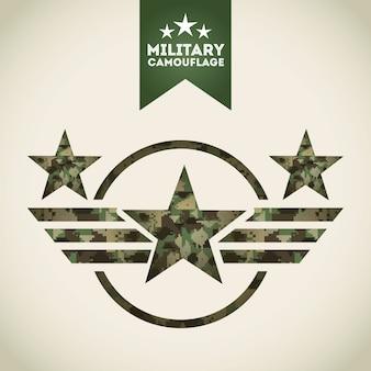 Wojskowy kamuflaż