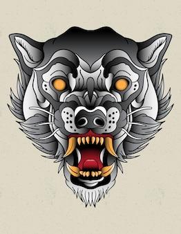 Wolf neo tradycyjna