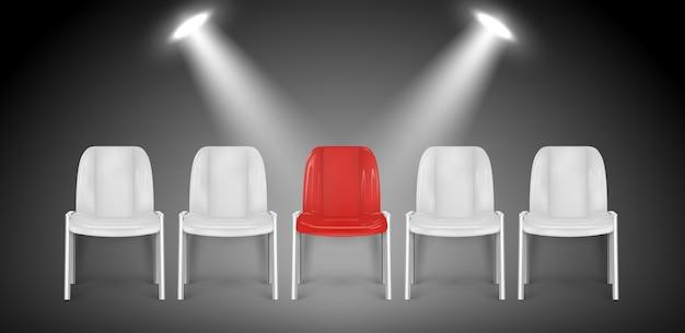 Wolne krzesła