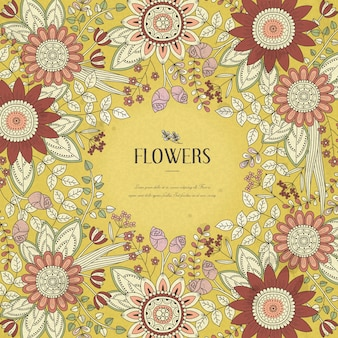 Wspaniała strona do kolorowania z kwiatami w wyjątkowym stylu