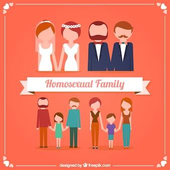 Współczesne rodziny
