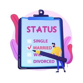 Współczesny romans, związek, flirt internetowy. para trzymając jak symbol, znak serca razem.