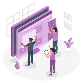 Wstaw ilustrację koncepcji bloku