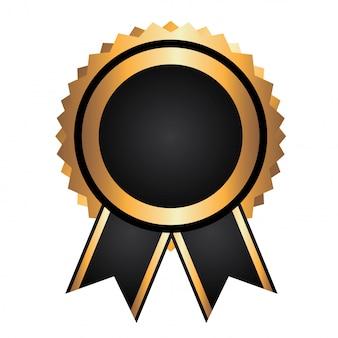 Wstążka z nagrodą