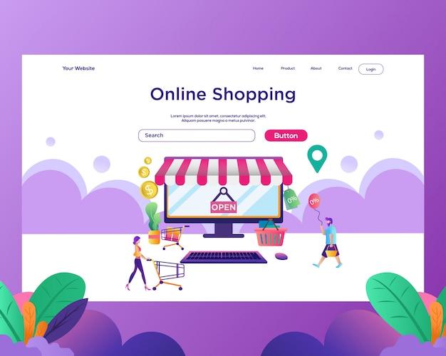 Wstęp. zakupy online