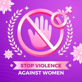 Wstrzymać przemoc wobec kobiet