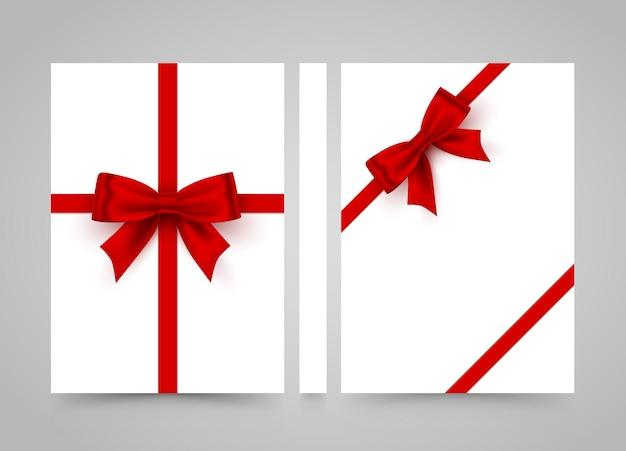 Wszystkiego najlepszego z okazji urodzin. kokarda na białym papierze. książka drogowa baner. papier w formacie a4, element projektu szablonu, wektor