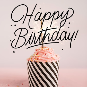 Wszystkiego najlepszego z okazji urodzin napis ze zdjęciem