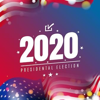 Wybory prezydenckie w stanach zjednoczonych 2020