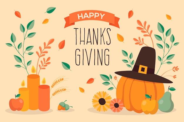Wyciągnąć rękę koncepcja święto dziękczynienia