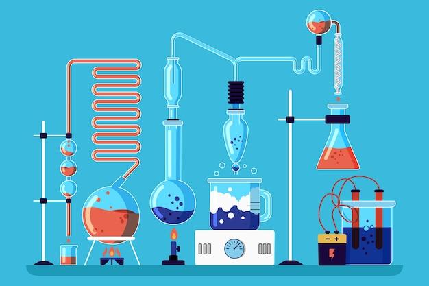 Wyciągnąć rękę laboratorium naukowego