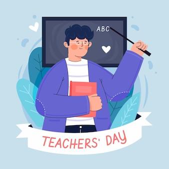 Wydarzenie dnia nauczyciela