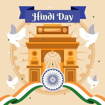 Wydarzenie dnia w języku hindi