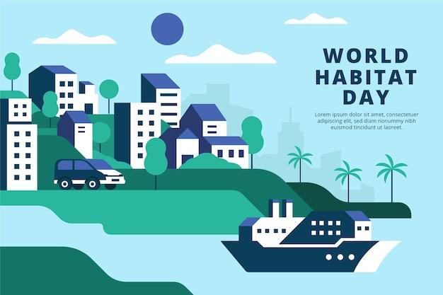 Wydarzenie światowego dnia siedliska