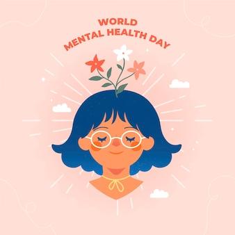 Wydarzenie światowego dnia zdrowia psychicznego