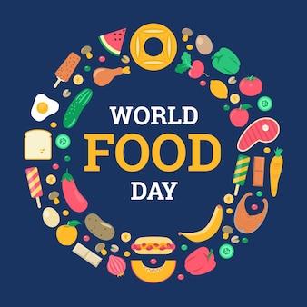 Wydarzenie światowego dnia żywności