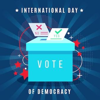 Wydarzenie z okazji międzynarodowego dnia demokracji