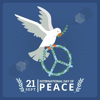 Wydarzenie z okazji międzynarodowego dnia pokoju