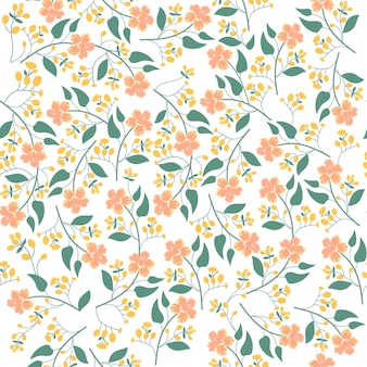 Wydrukuj pomarańczowy kwiat