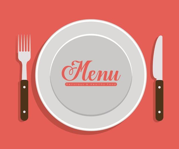 Wygląd menu