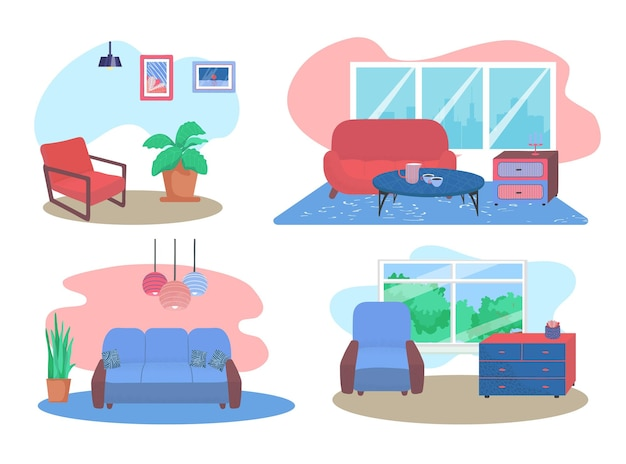 Wygodna kanapa relaks salon meble projekt koncepcja zestaw salon salon płaska...