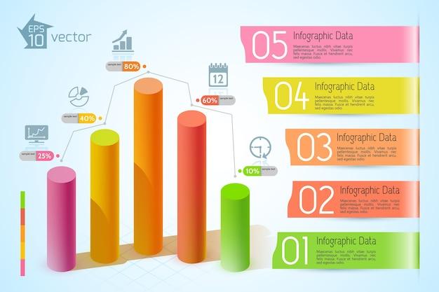 Wykres biznesowy