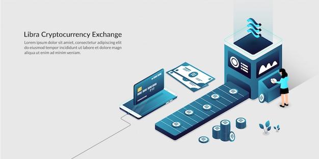 Wymiana kryptowaluty libra, następna generacja globalnej monety facebooka
