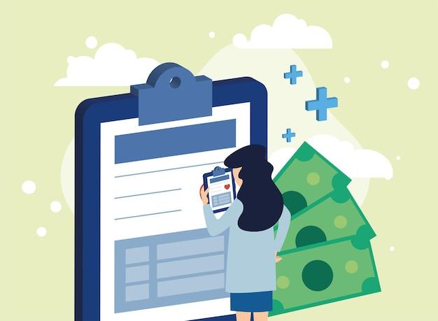 Wypłata ubezpieczenia lekarz medycyny i lekarka