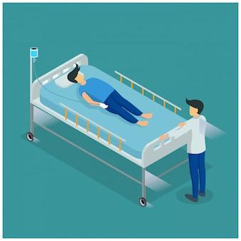 Wyposażenie izometryczne zapewnia opiekę mieszkańcom