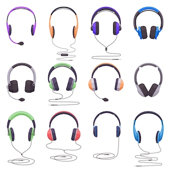 Wyposażenie słuchawek