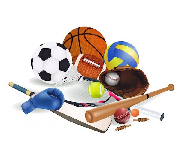 Wyposażenie sportowe