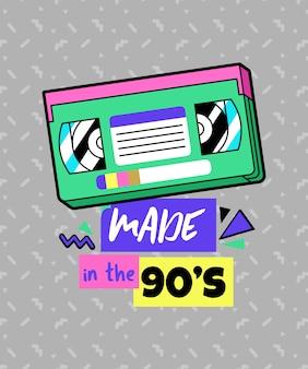 Wyprodukowano w latach 90