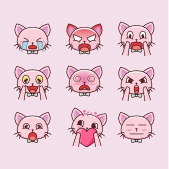 Wyrażenia kreskówka kot