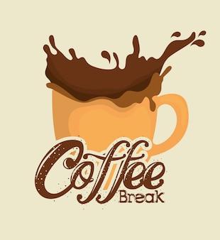 Wyśmienita etykieta na kawę