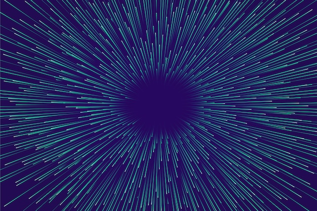 Wyśrodkowane prędkość jasnoniebieskie tło