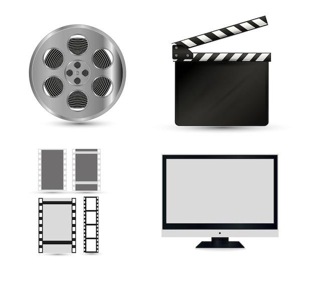 Wyświetlacze plazmowe lub telewizor według własnego projektu