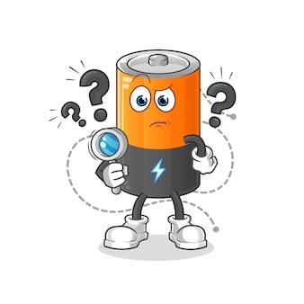 Wyszukiwanie baterii.