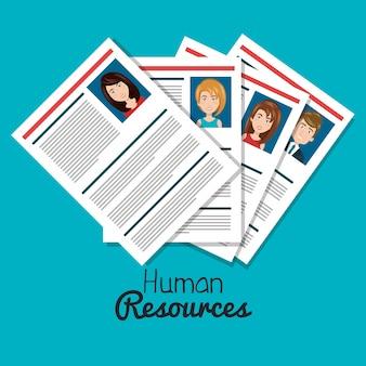 Wyszukiwanie zasobów ludzkich