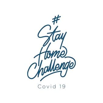 Wyzwanie stay home