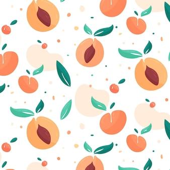 Wzór brzoskwiniowy