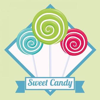 Wzór cukierków