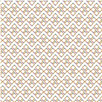 Wzór dots akwarela