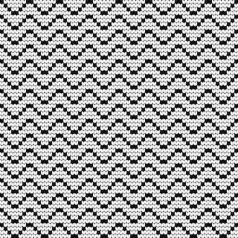 Wzór dziania babci dla brzydkiego swetra