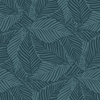 Wzór dżungli. egzotyczna roślina. tropikalny nadruk, liście palmowe wektor tle kwiatów.