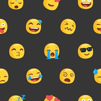 Wzór emoji