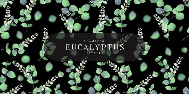 Wzór eukaliptusa