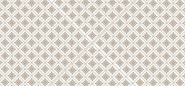 Wzór europejski ozdobne tło kwiatowy