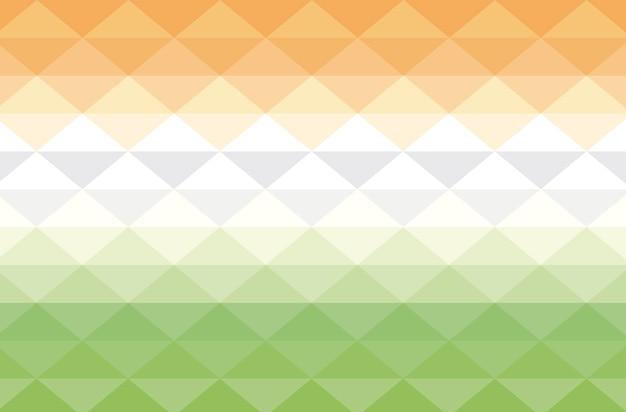 Wzór flaga patriotyczny hindus